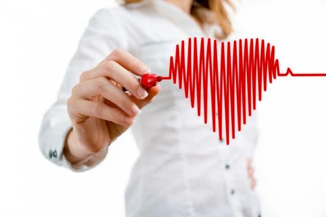Moterims širdies ligos mažiau pavojingos?