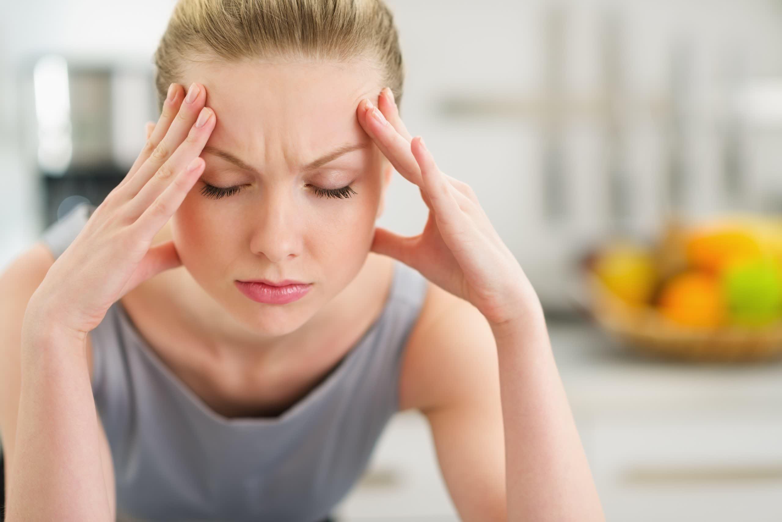 Galbūt Tavo galvos skausmas ar migrena yra dėl netinkamo maisto?