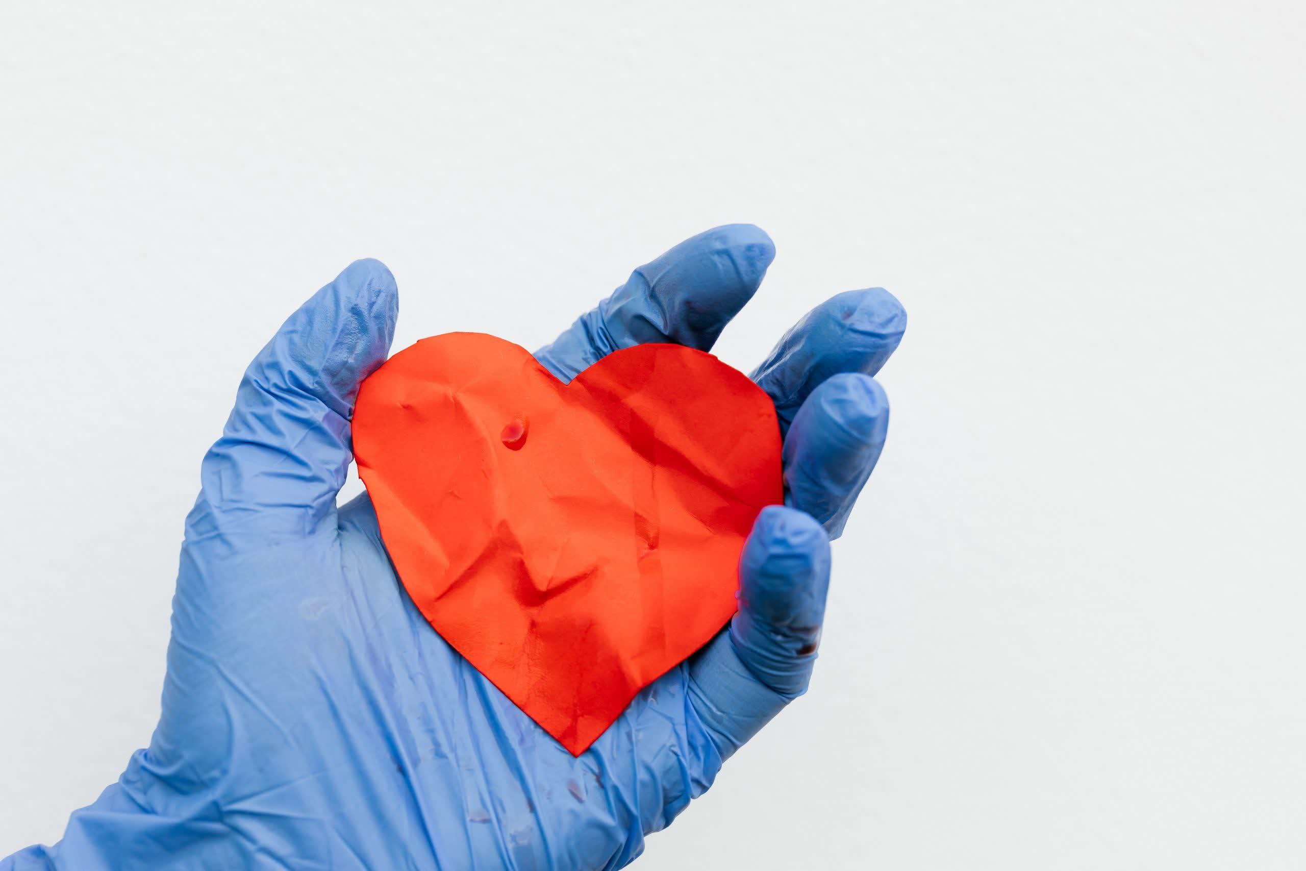 Covid-19 pandemijos pasekmės: kodėl taip svarbu išsitirti širdį